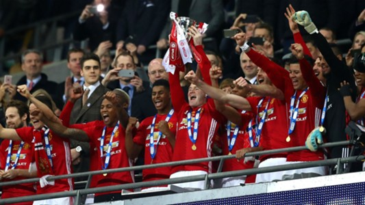 Rooney Manchester United EFL Cup