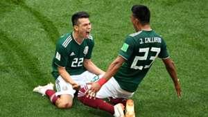 Hirving Lozano Germany Mexico World Cup 2018 170618