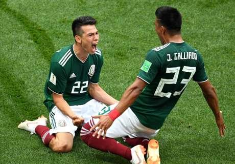 Lozano et le Mexique font chuter le tenant du titre