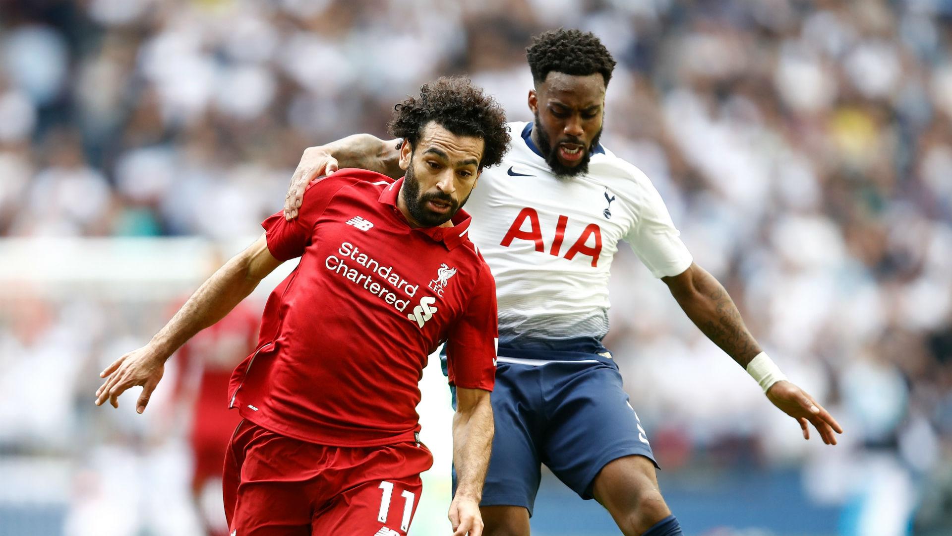 Mohamed Salah Liverpool v Spurs 2018-19