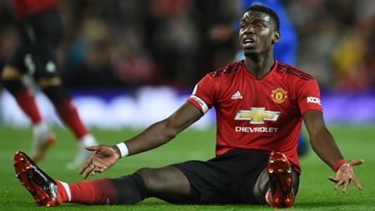 Paul Pogba Man Utd 2018-19
