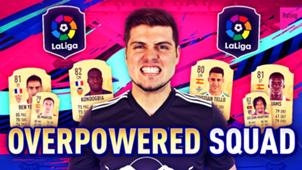 FIFA 19 Build La Liga squad