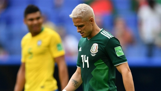 2cd9fcaff Mexico s fifth-game curse continues as Osorio s plan falls short against  Brazil