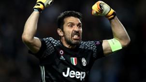 Gigi Buffon Monaco Juve Champions League