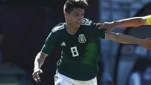 Jonathan González Selección mexicana 110918