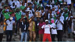 Gor Mahia fans.