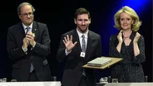 Lionel Messi Barcelona Creu de Sant Jordi