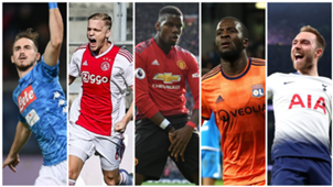 GFX Info collage Real Madrid midfielders agenda for summer transfer market 2019