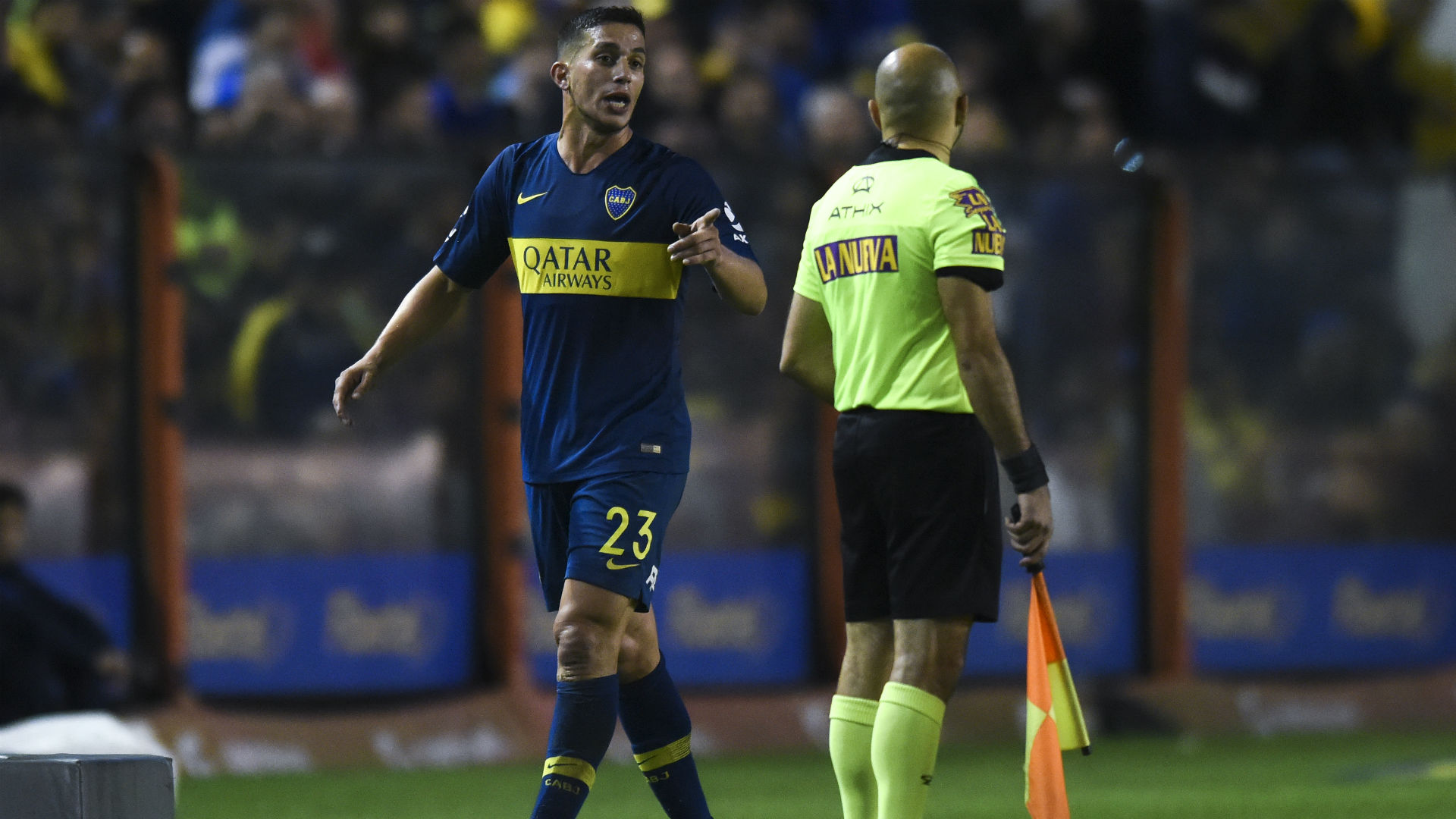 Ivan Marcone Boca Argentinos Juniors Copa Superliga 26052019