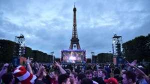 Fanzone Paris 18062016