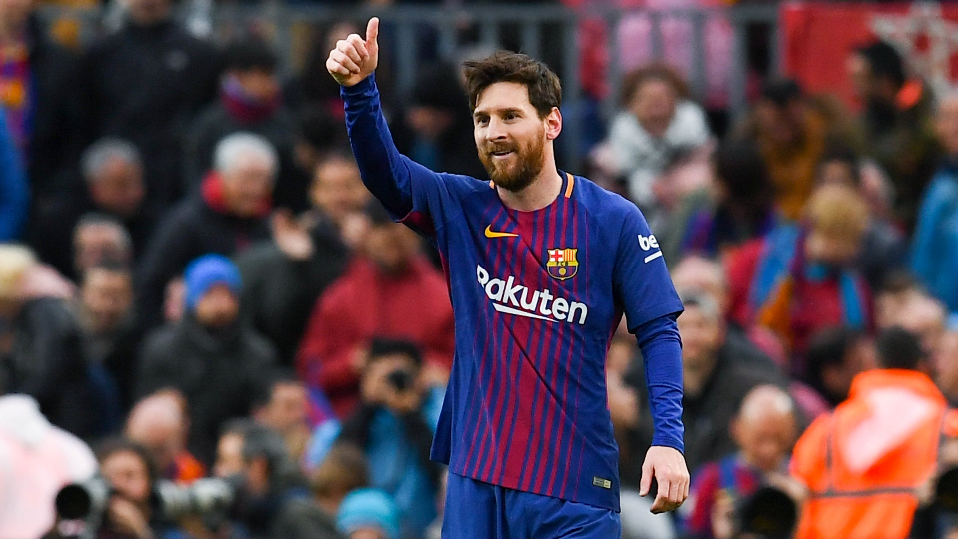 Lionel Messi FC Barcelona 2018-03-04