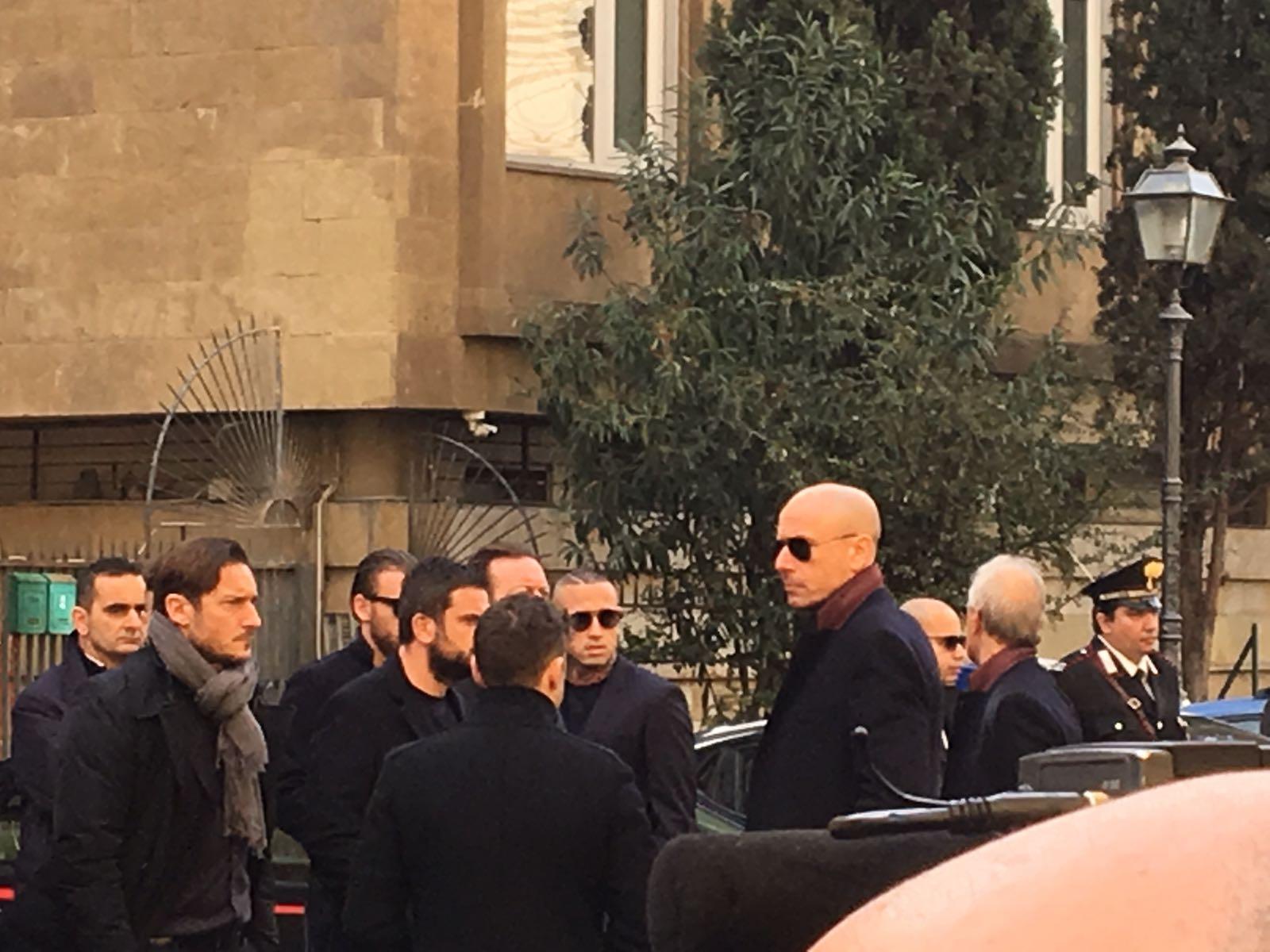 Totti Roma Astori