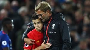 2017-07-21 Liverpool Klopp Coutinho
