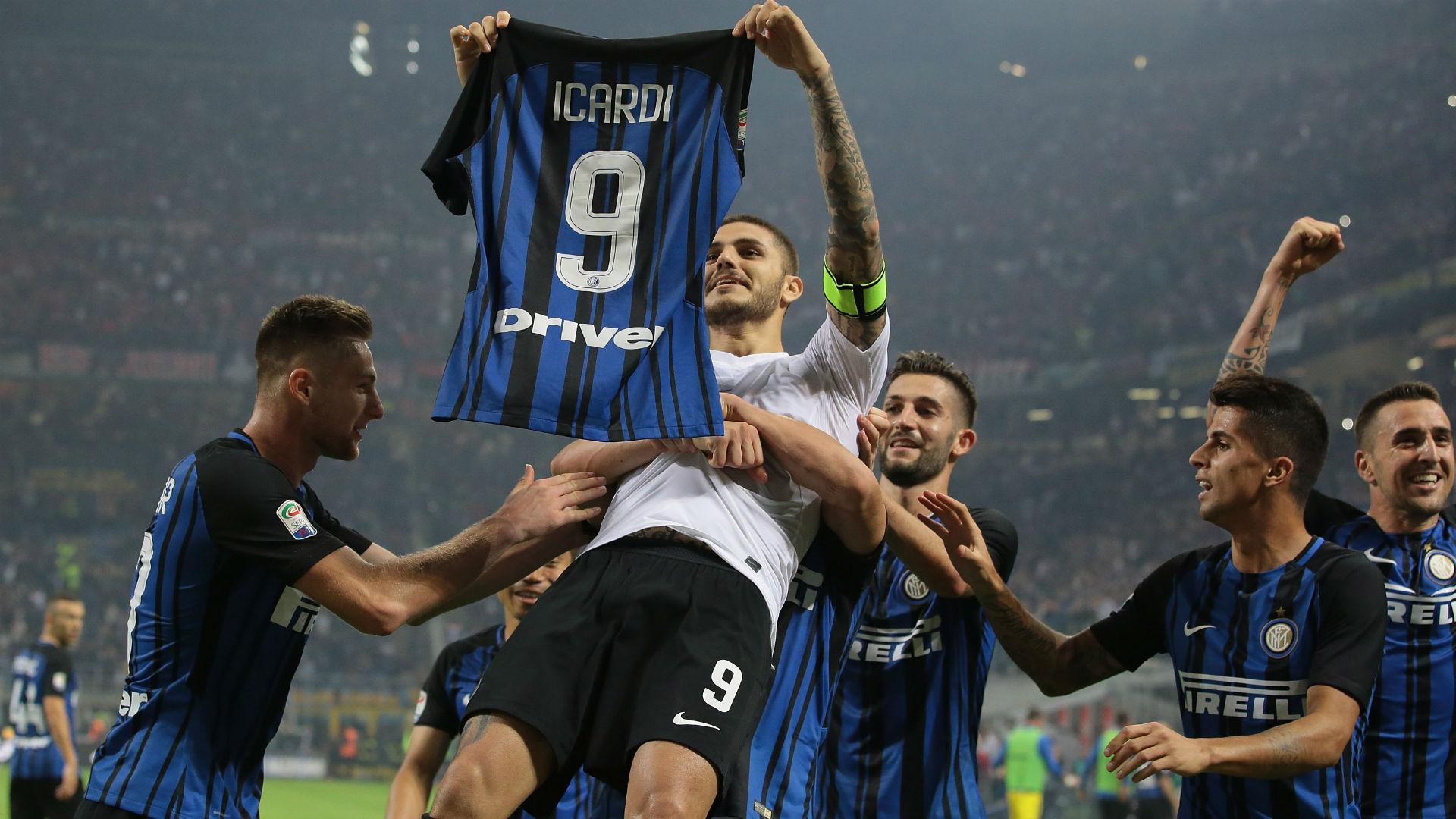 Maillot Domicile Inter Milan MAURO ICARDI