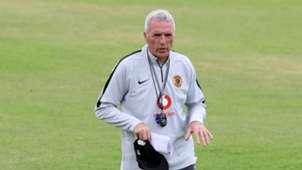 Ernst Middendorp Kaizer Chiefs December 2018