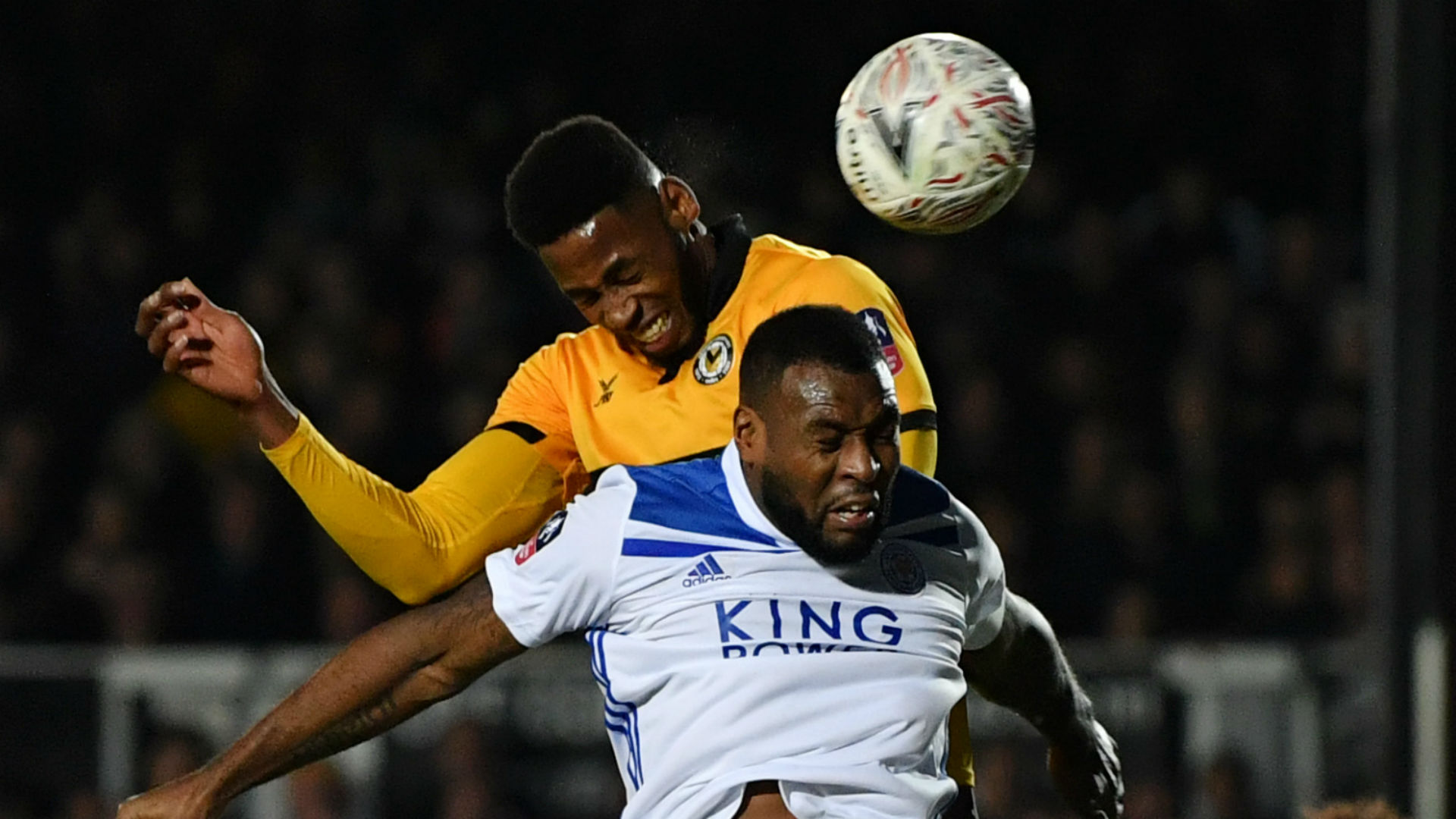 Leicester Newport FA Cup 2018-19