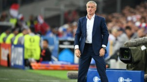 Didier Deschamps France Albania UEFA Euro 2016 15062016