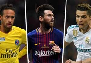 France Football fa i conti in tasca ai giocatori: quali sono i venti più pagati al mondo considerando stipendio, sponsor ed entrate varie?