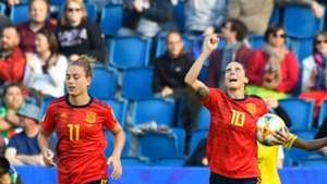 Spain Womens World Cup 06082019