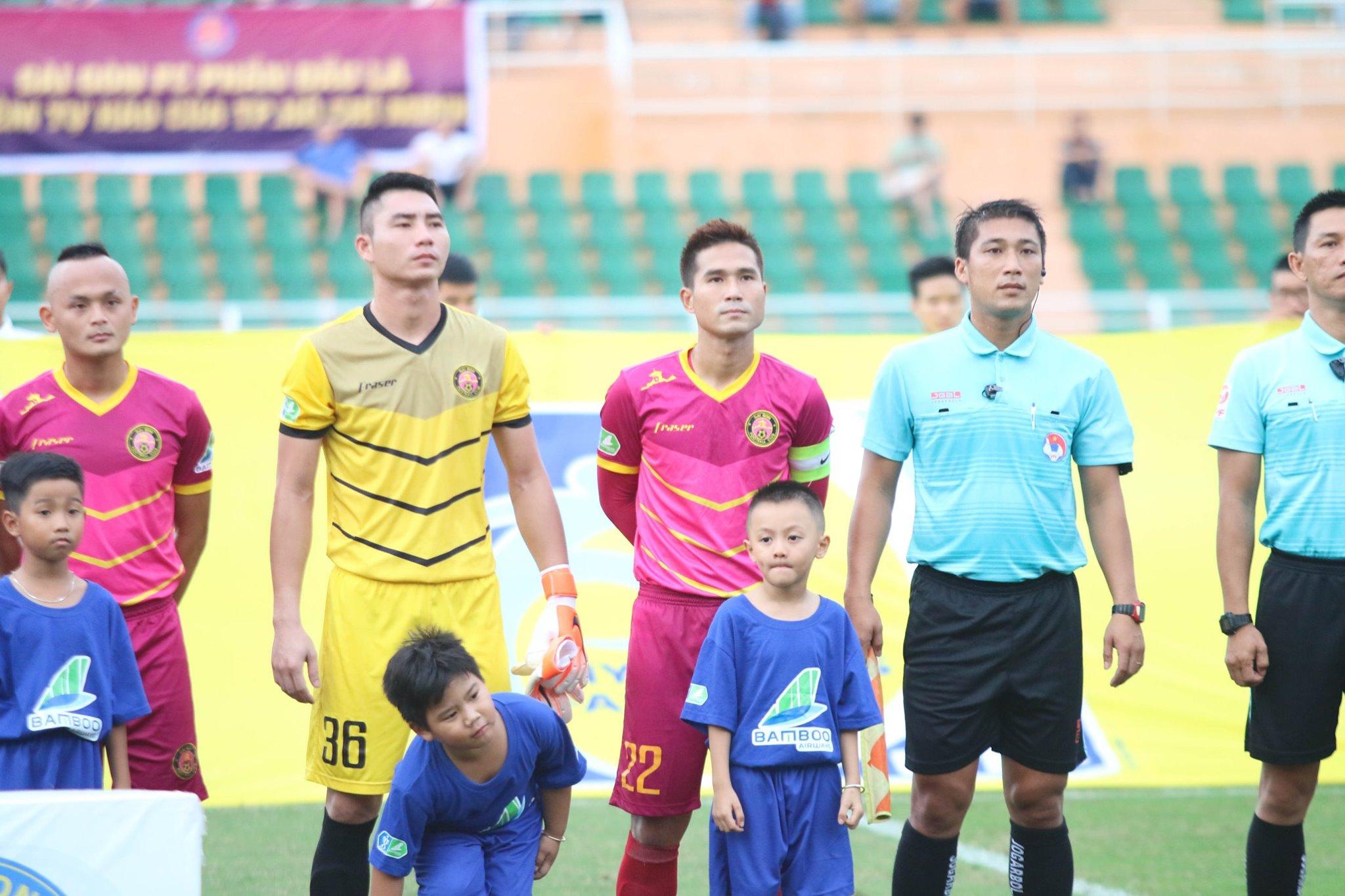 Nguyen Quoc Long Sai Gon V.League 2019