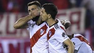 Lucas Pratto Nacho Fernandez River Platense Copa Argentina 12092018