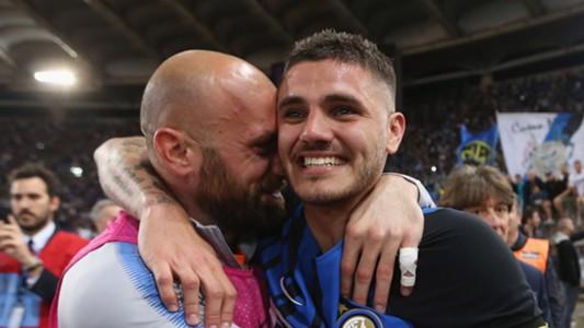 Mauro Icardi Inter Lazio Serie A