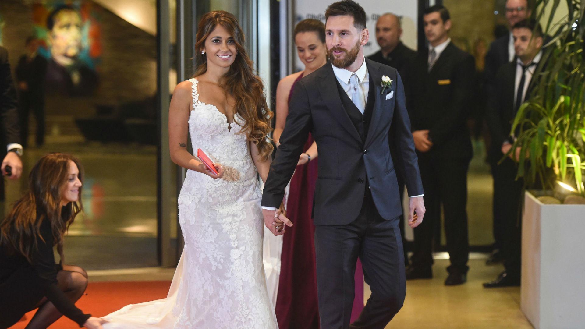 Casamiento Lionel Messi y Antonela Roccuzzo 30062017