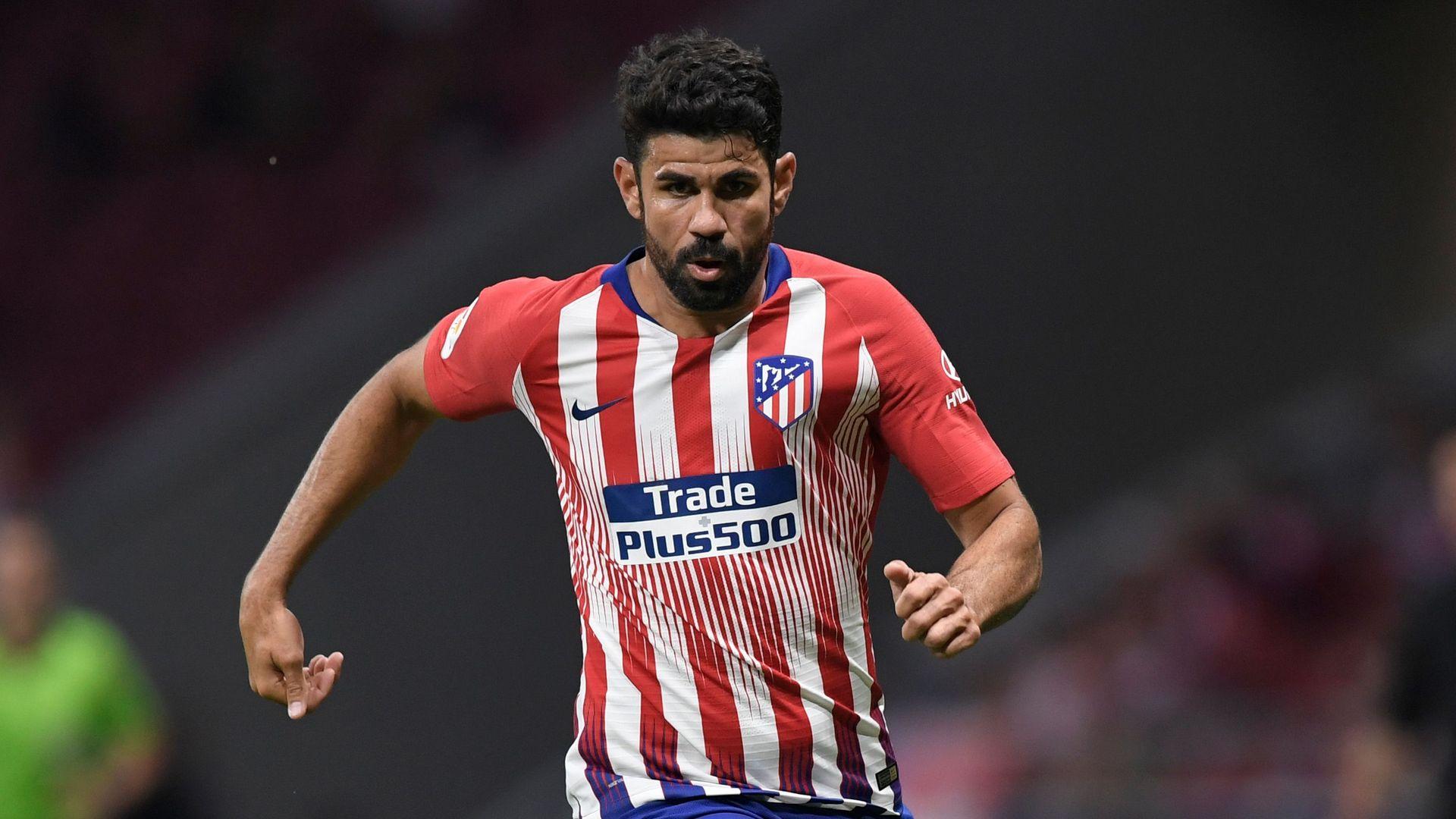Diego Costa Atletico Madrid