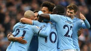Manchester City Premier League 2018