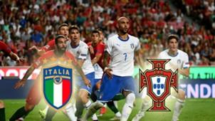 Italien Portugal TV LIVE STREAM DAZN Nations League