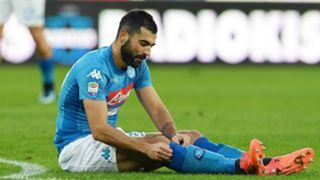 Albiol Napoli Serie A