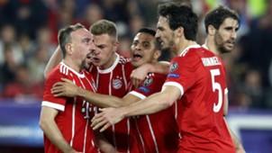 Franck Ribery Bayern Munich Sevilla UEFA Champions League