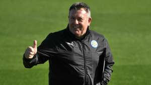 HD Craig Shakespeare Leicester City