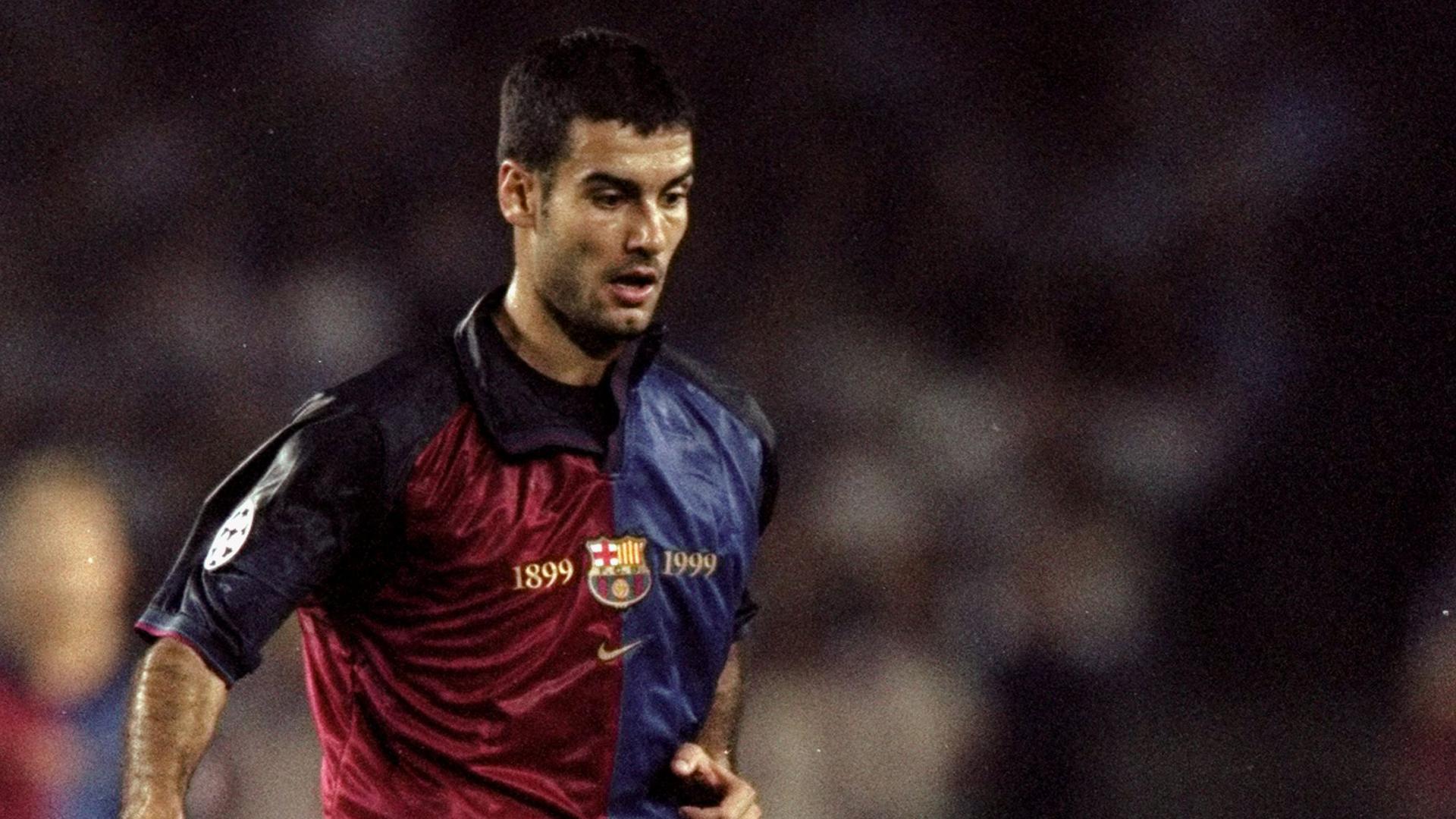 Guardiola Arsenal Barcelona 092999