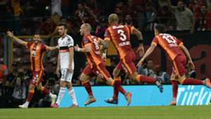 Galatasaray Besiktas 2015