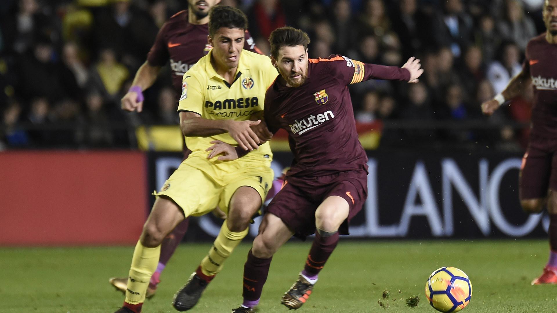 Rodrigo Messi Villarreal Barcelona