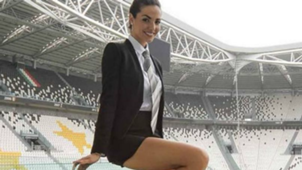 Laura Barriales, spanish journalist former Juventus TV and Serie A conductor