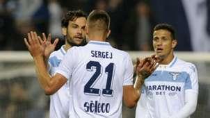 Marco Parolo Sassuolo Lazio Serie A
