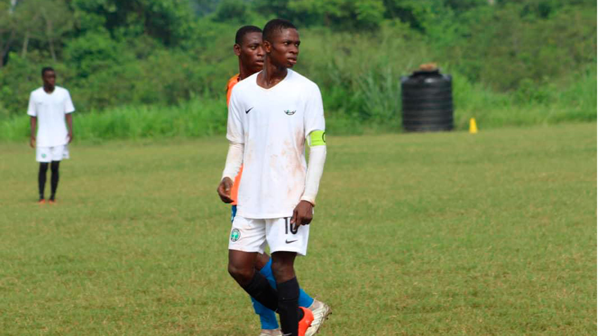 Man City, Ajax and Napoli scout Nigeria Under-16 captain Babatunde