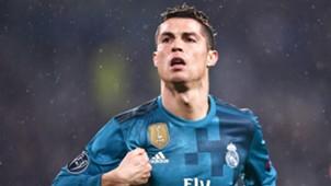 Cristiano Ronaldo Juventus Real Madrid UCL 02032018