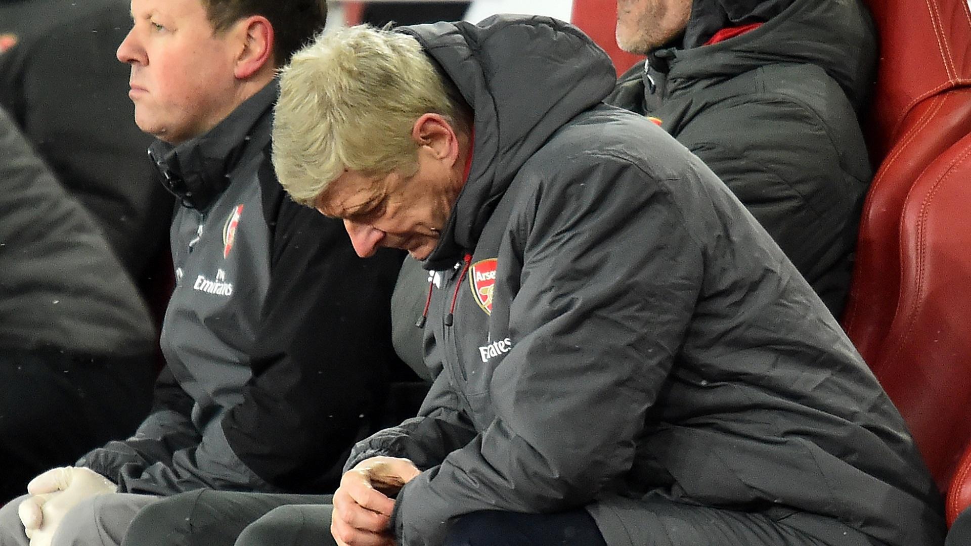 2018-03-02 Wenger Arsenal