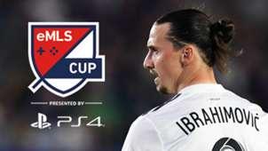 eMLS Zlatan Ibrahimovic