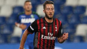 Andrea Bertolacci Milan Serie A