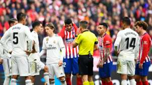 MORATA Atletico Madrid Real Madrid LaLiga