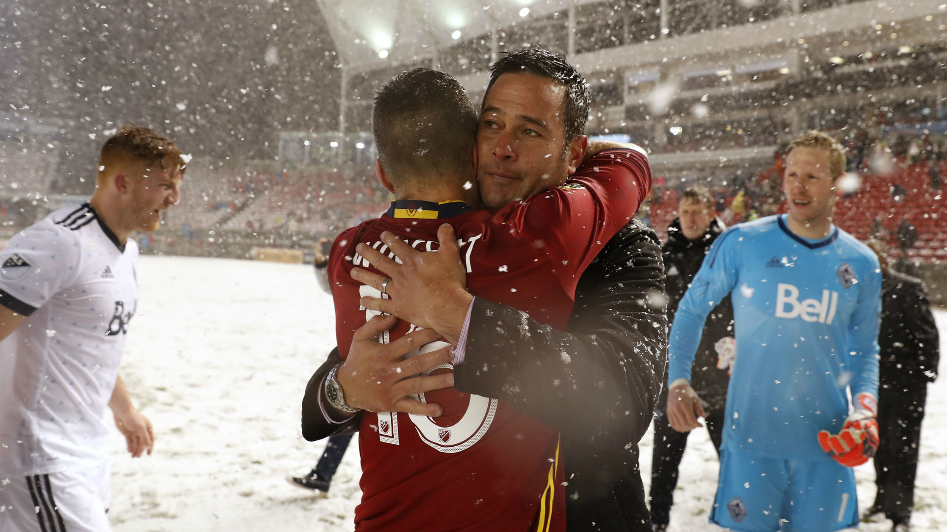 Mike Petke Real Salt Lake MLS 04082017