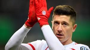 Robert Lewandowski FC Bayern München 006022018
