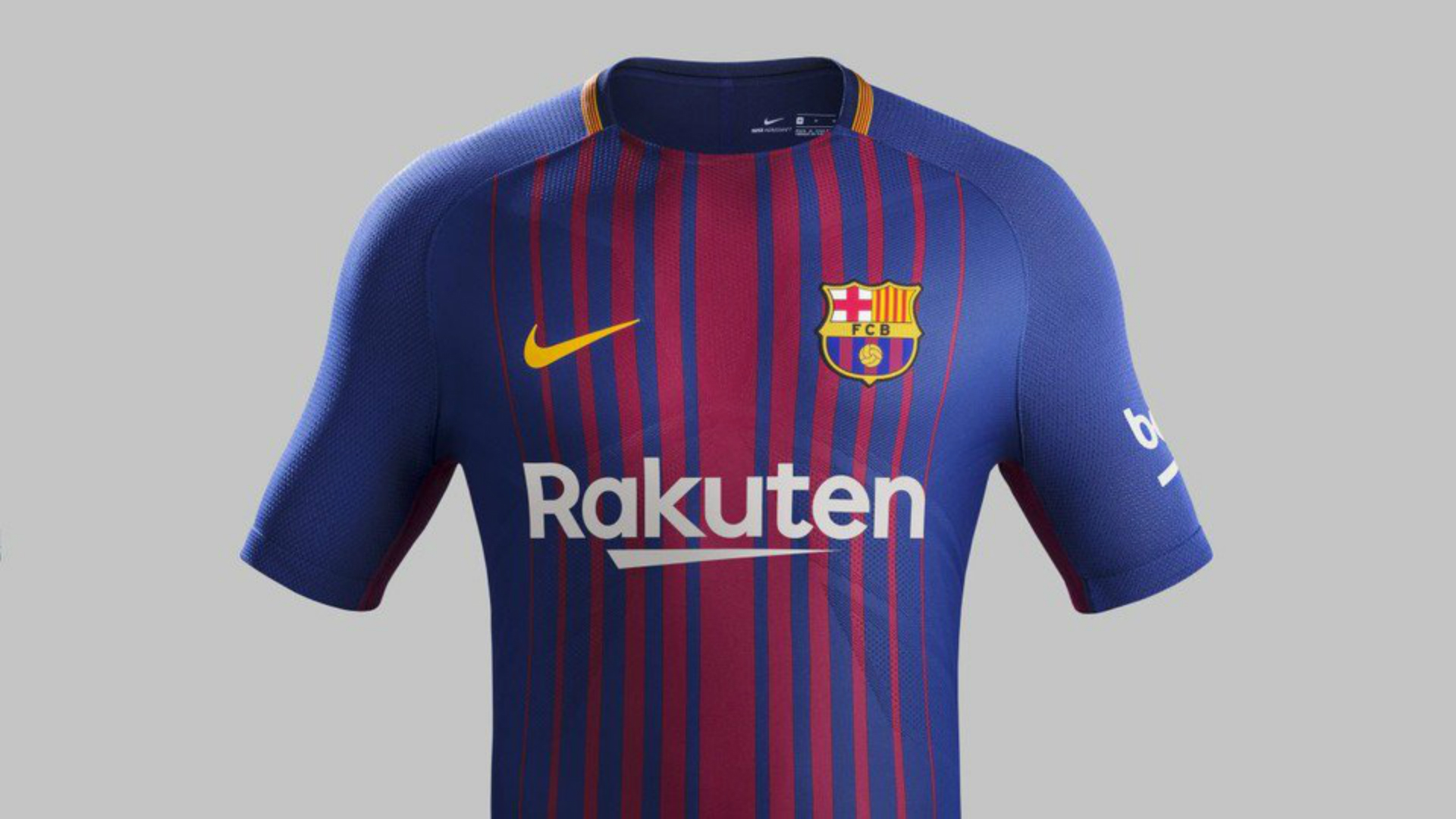 Barcelona 2017-18 kit
