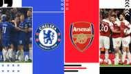 Chelsea-Arsenal tv streaming