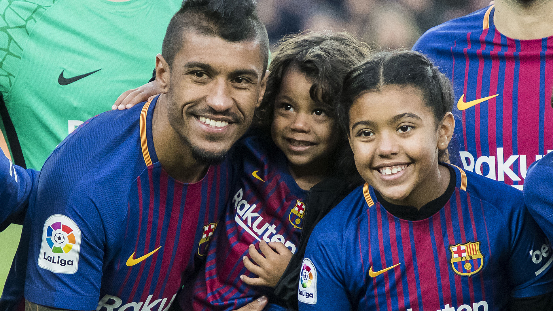 Paulinho FC Barcelona