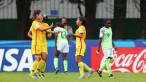 Joy Duru vs China - Faloconets 2018